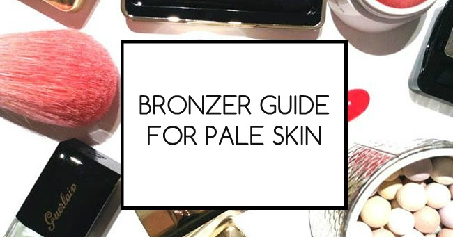 top 5 bronzers for pale skin love my lucy. Black Bedroom Furniture Sets. Home Design Ideas