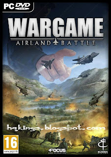 Wargame AirLand Battle Cover