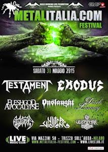 METALITALIA.COM FESTIVAL 30-5-2015