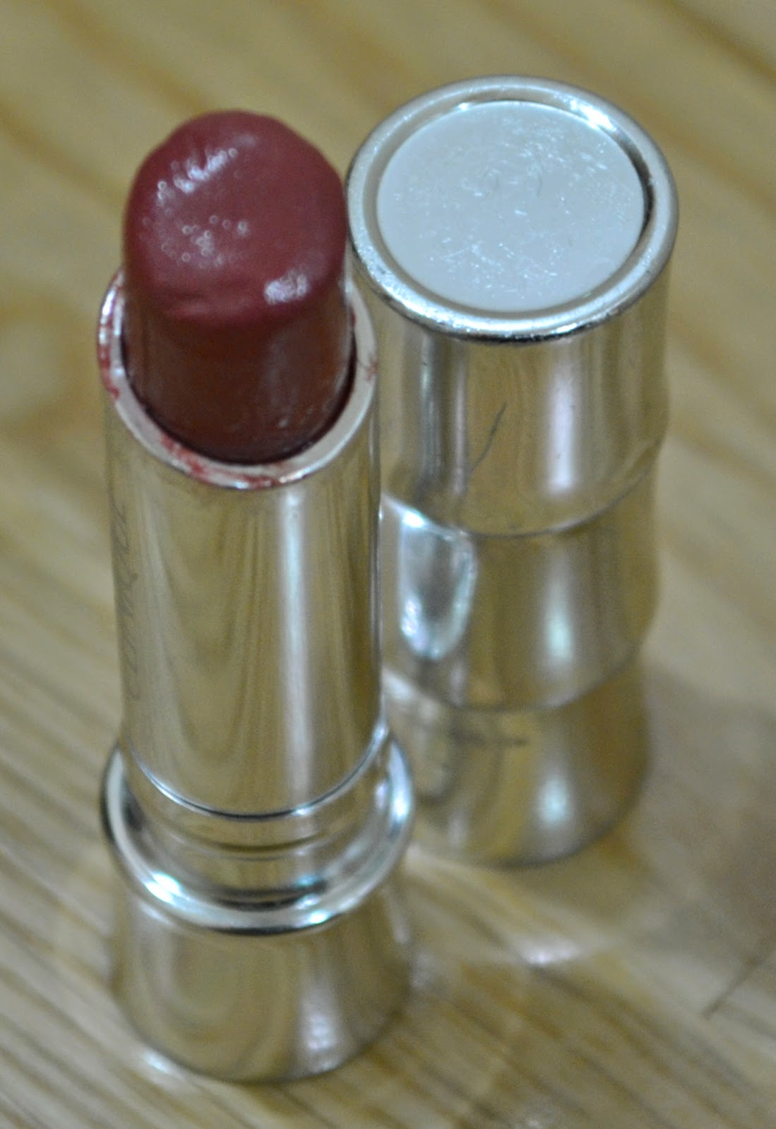 Clinique Butter Shine Lipstick in Pink Toffee
