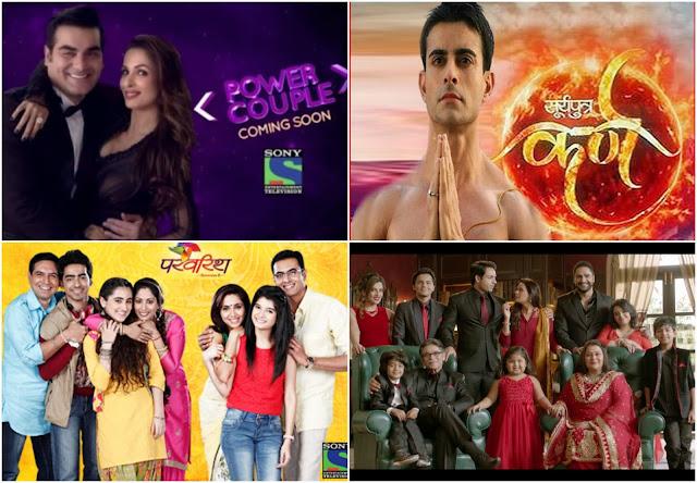 sony tv serials