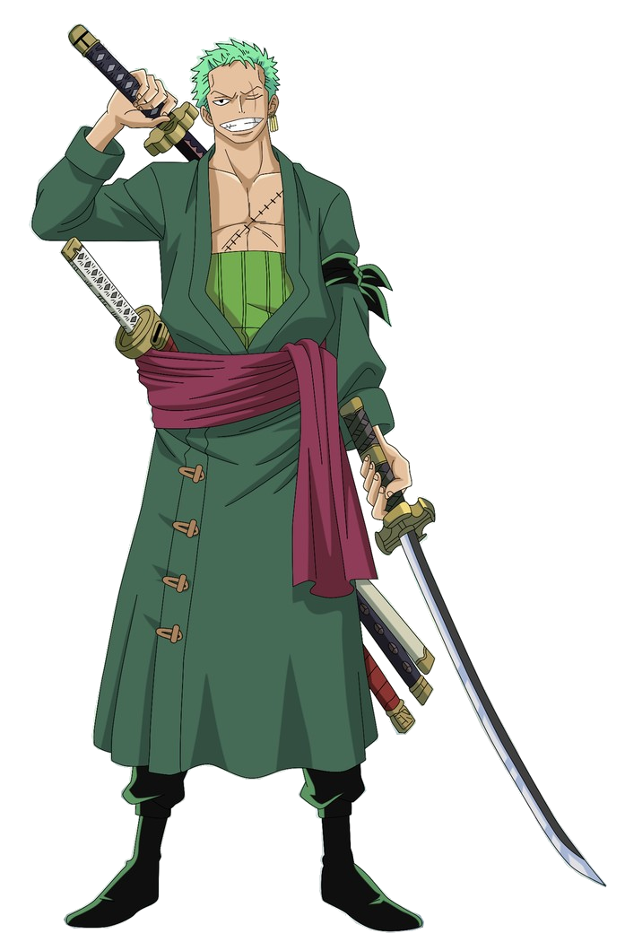 Zoro One Piece Time Skip Roronoa Zoro Mi...
