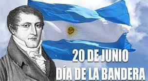 20 de junio - Día de la Bandera Nacional