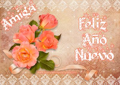 2014 mensaje de año nuevo para mis amigas