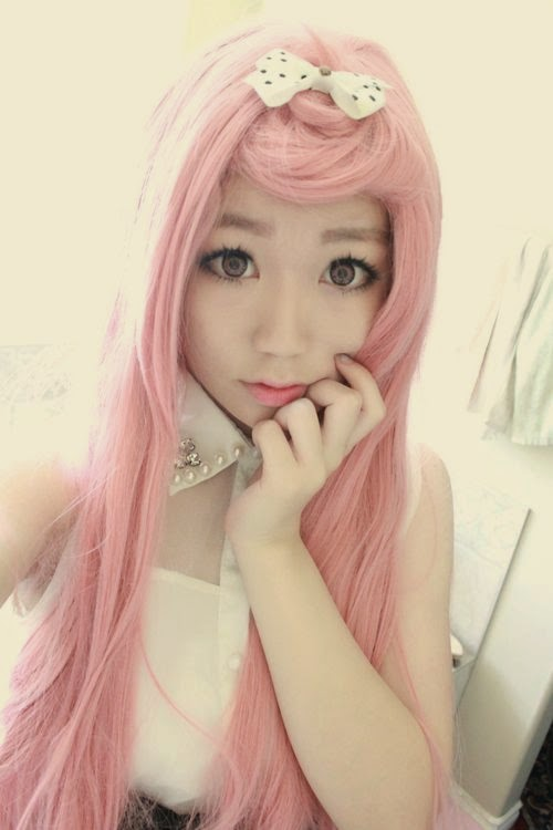 3 Cute Ways to Style Lottie Pink Cosplay Wig