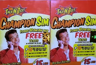 tnt champion SIM
