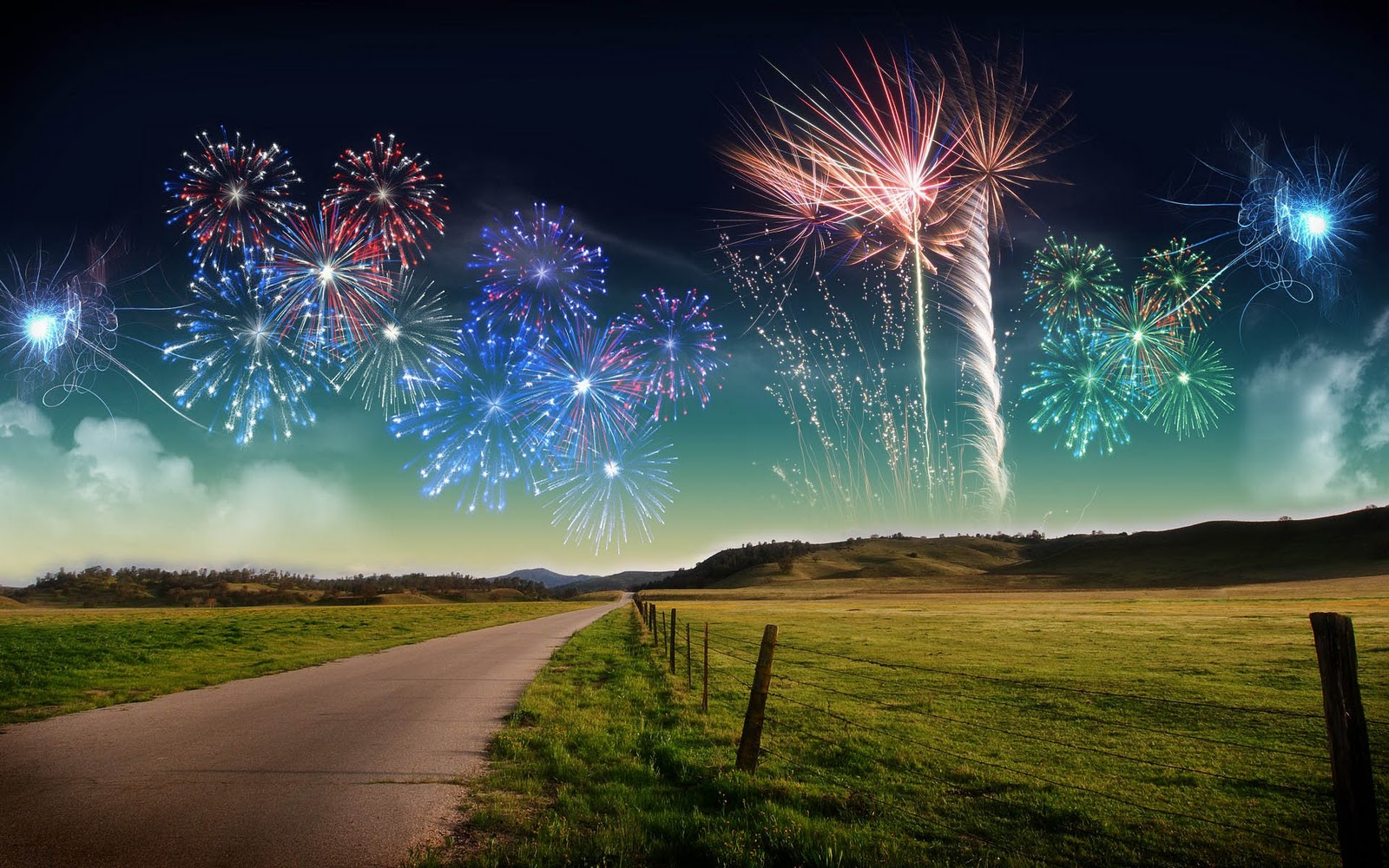 Best Desktop HD Wallpaper - Firework Wallpapers