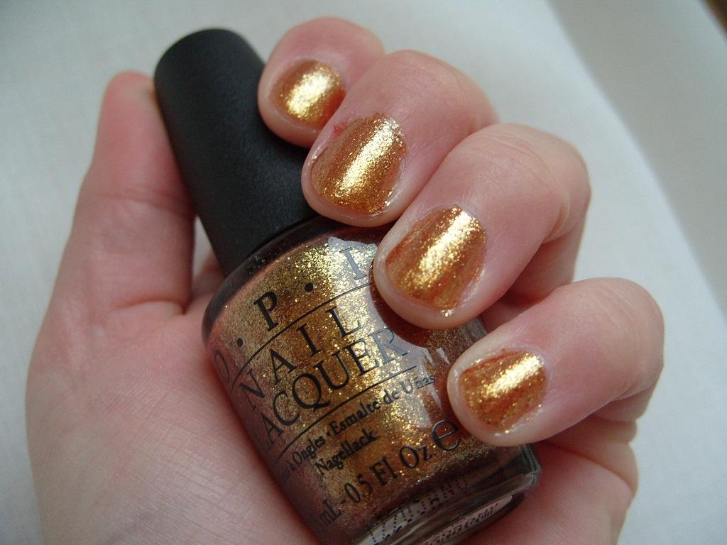 Opi Goldeneye Pretty Perfect Beauty:...