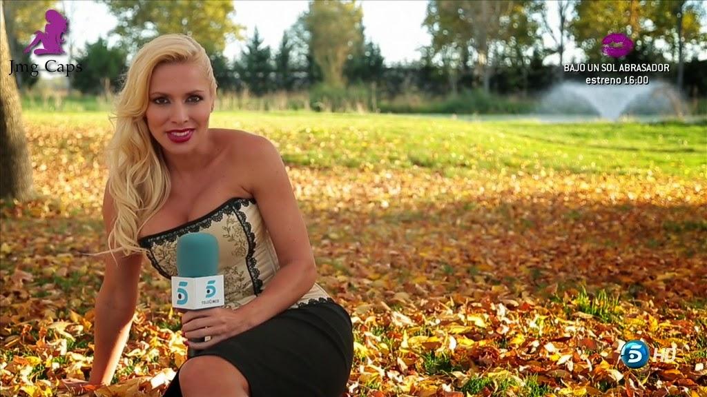 CAROLINA ALCAZAR, MAS QUE COCHES GT (25.10.14)