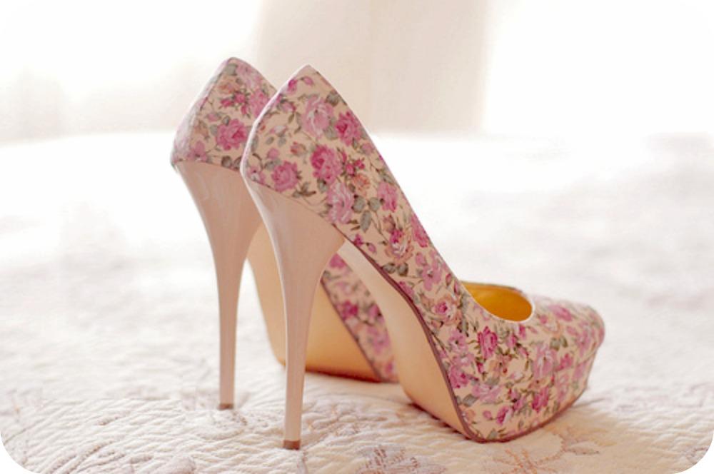 Fotos de zapatos de tacón de moda toda mujer es bella - fotos de zapatos con tacos