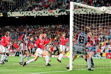 Manchester United, Mi equipo del alma.