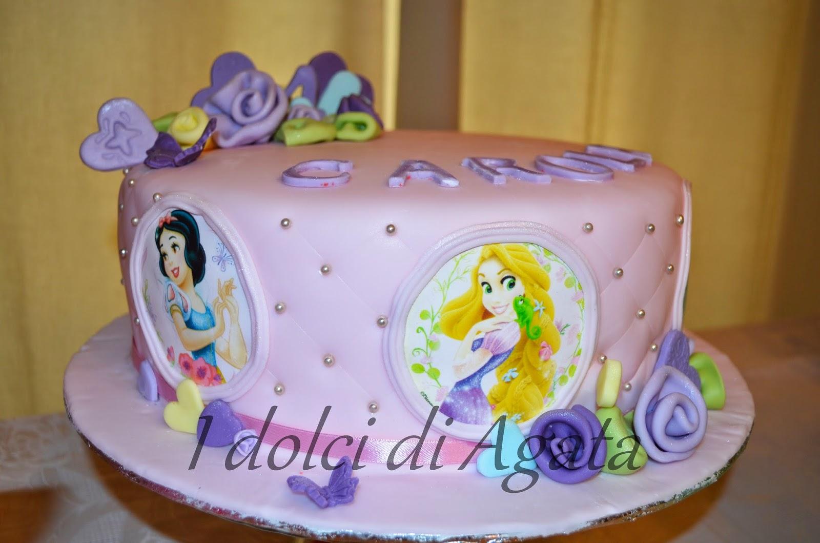 torte di principesse torta principesse : Torta principesse disney