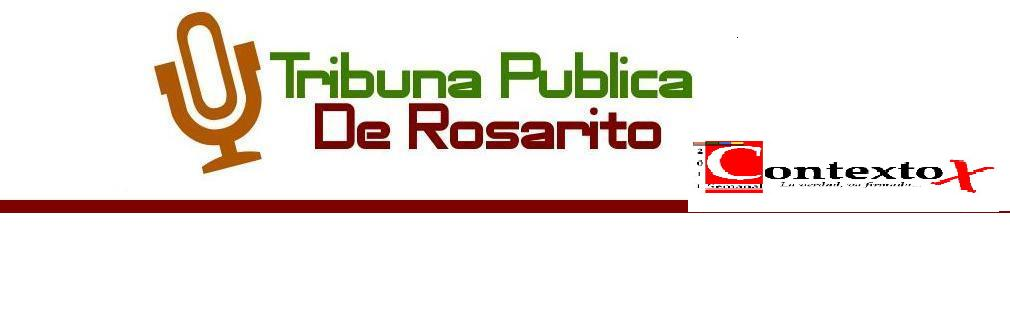 Tribuna Publica de Rosarito