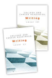 College and Career Readiness: Writing -- book covers