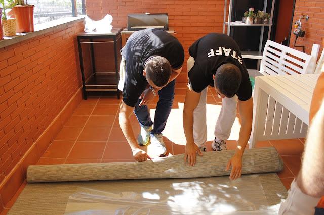 Ikea amigos de las terrazas