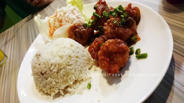 Restoran BBQ Korea 1Utama