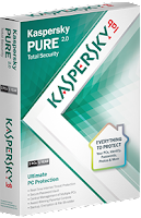 Kaspersky Pure v.2.0.12.0.1.288 License 1 Years