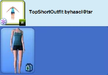 bad size outfit sims 3