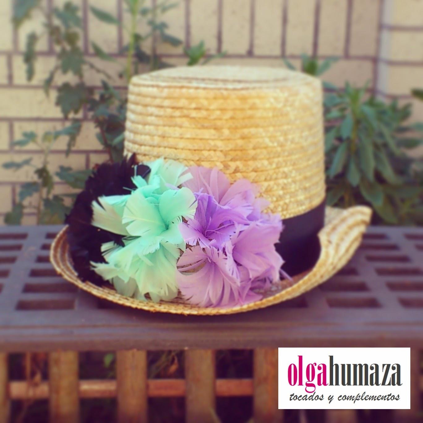 http://olgahumaza.blogspot.com.es/2014/09/b65-tocado-sombrero-copa-alta-chistera.html