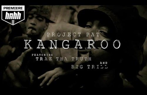 Video - Project Pat ft. Trae Tha Truth & Big Trill – Kangaroo