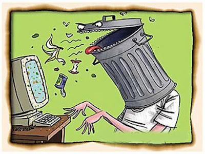 тролль в глобальной сети интернет