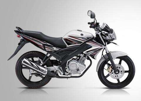 Gambar Motor Yamaha Vixion New Terbaru Warna Putih