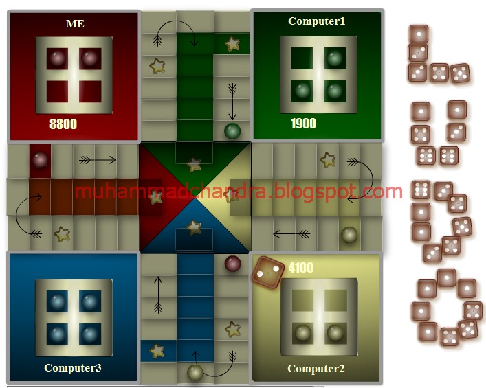 Free Download Game LUDO [Software + Flash]