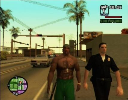 Grand Theft Auto (GTA) San Andreas PC game FREE DOWNLOAD