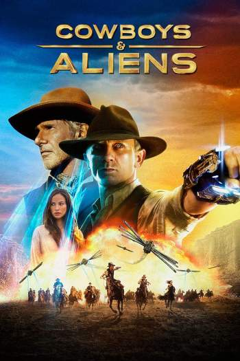 Cowboys & Aliens Torrent - BluRay 720p/1080p Dublado