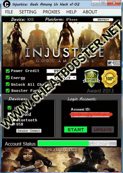 injustice hack file for ifunbox