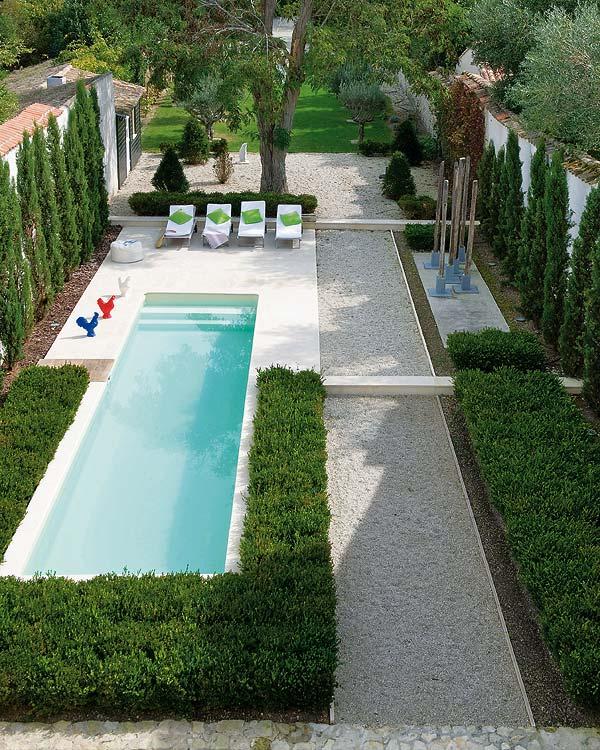 Casas minimalistas y modernas piscinas actuales y for Piscinas modernas minimalistas