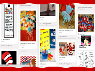 dr. seuss pinterest board ideas