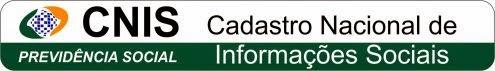 Cadastro - CNIS/RURAL