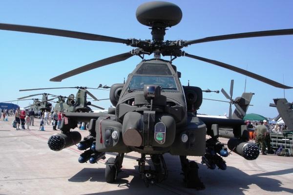 AH-64D Apache Longbow Block III