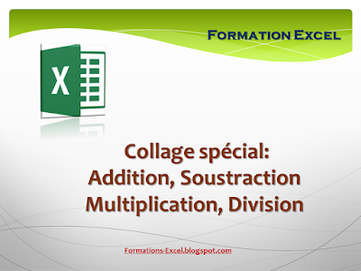 addition- soustraction- multiplication - division