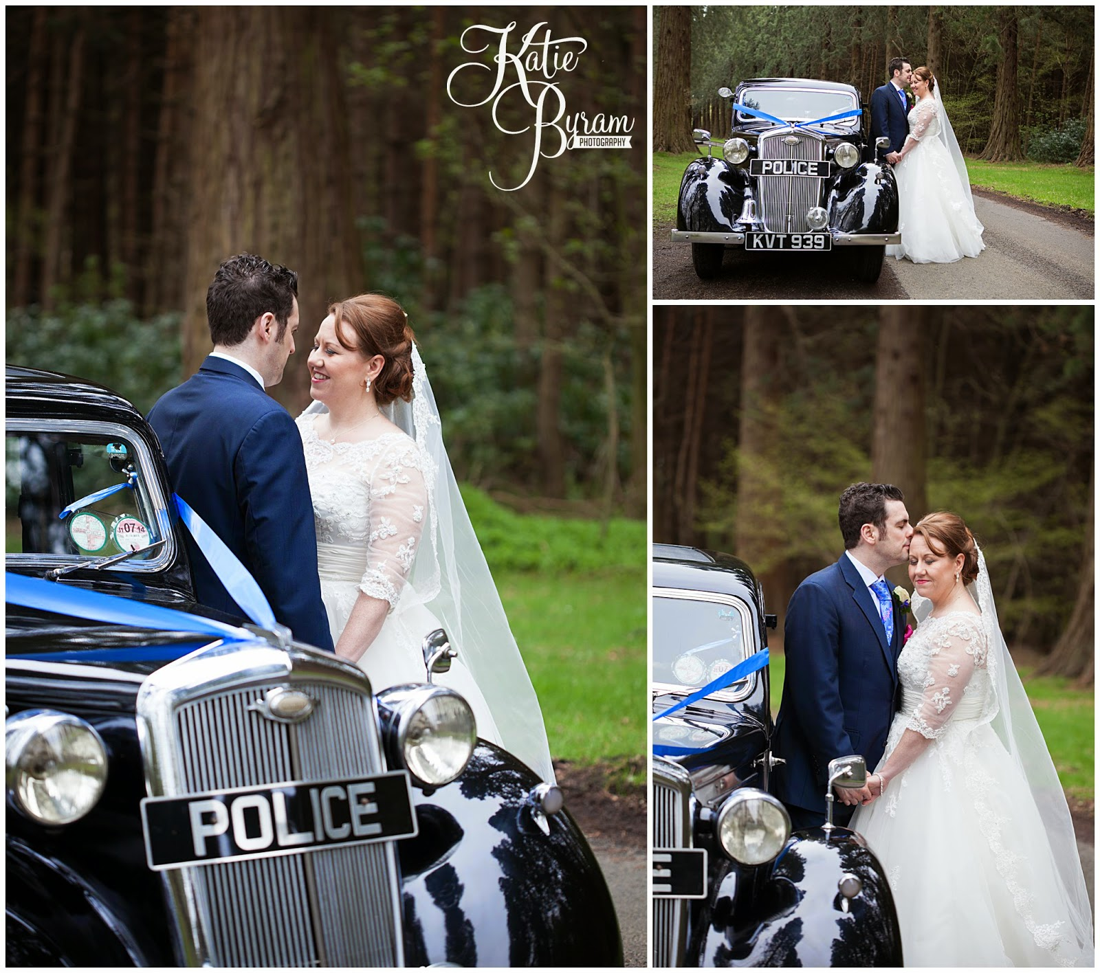 wedding police car, police car vintage, brooklands wedding cars, minsteracres wedding, lord crewe arms wedding, dog at wedding, scoops and smiles, katie byram photography, ice cream van hire newcastle, newcastle wedding photography, relaxed wedding photography, quirky, 50's wedding, alternative wedding, irregular choice, wedding dress with sleeves