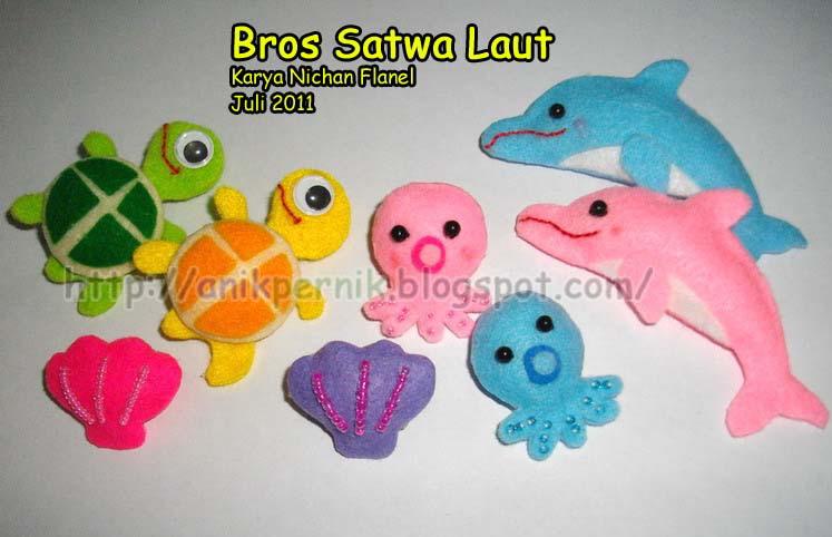 Bros Satwa Laut adalah model terbaru kami.