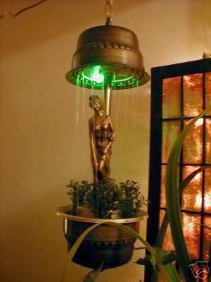 History's Dumpster: Rain Lamps