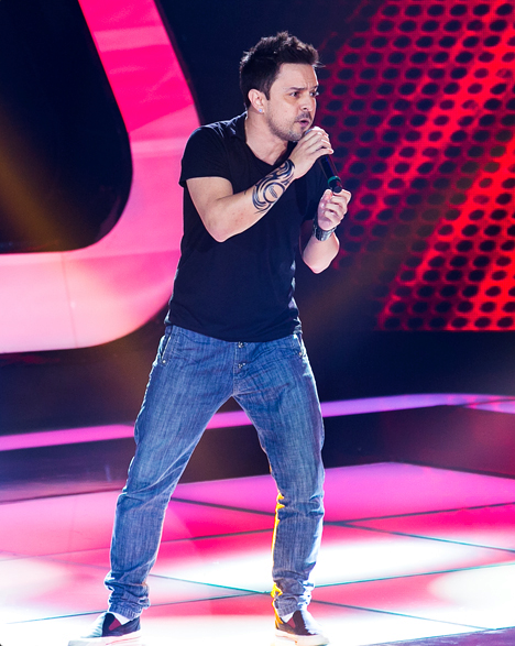Rubens Daniel - Yellow - Mp3 (The Voice Brasil)