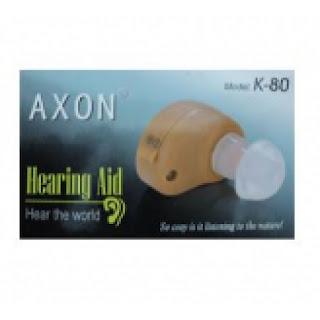 Alat Bantu Dengar Axon K-80
