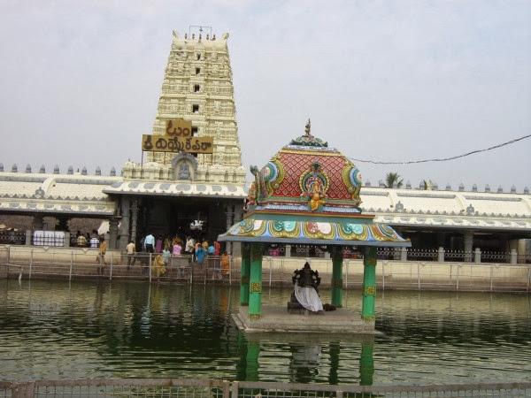 Sri Varasidhi Vinayaka Swamy Temple, Kanipakam