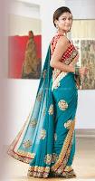 Nayanthara, in, saree, ad