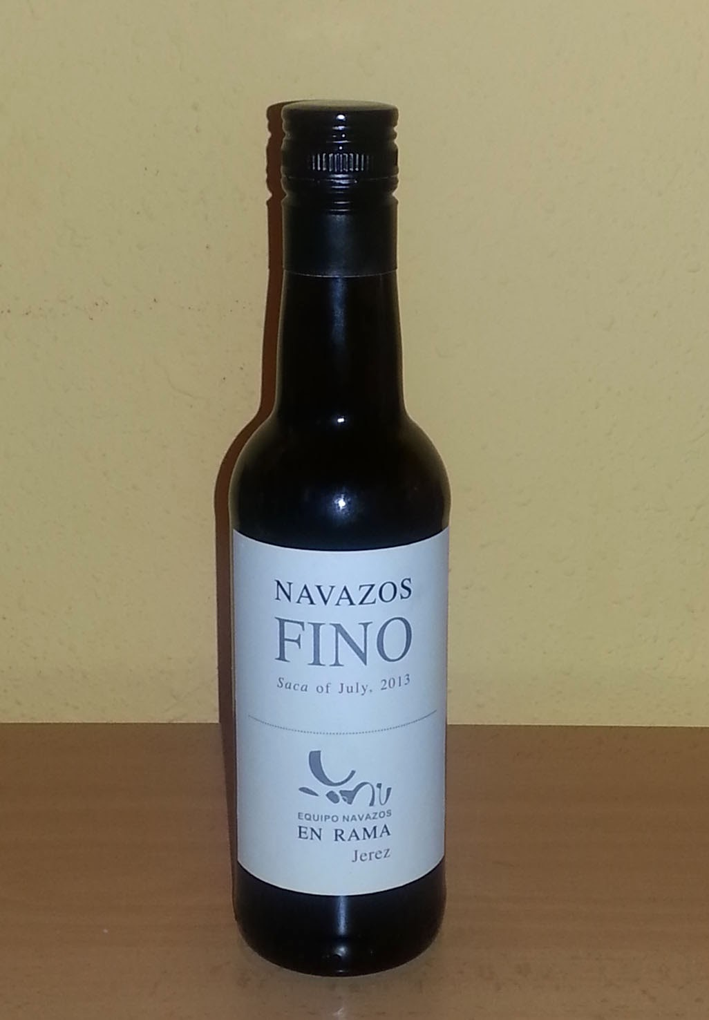 Fino Navazos en Rama, D.o Jerez/sherry
