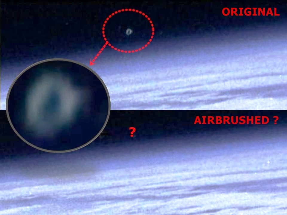 nasa ufos in space - photo #46