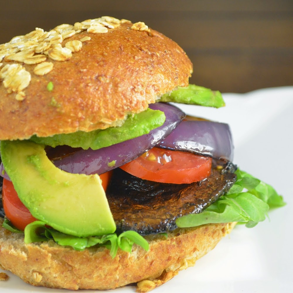 recipe: portobello mushroom burger recipes rachel ray [11]