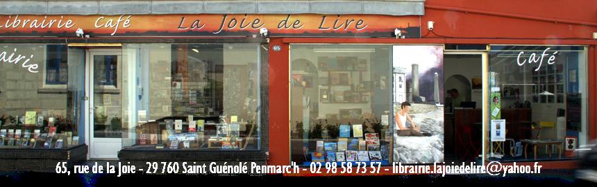 Librairie-café La joie de lire