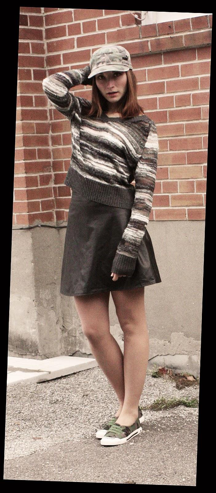 impressive black leather skirt outfit dress
