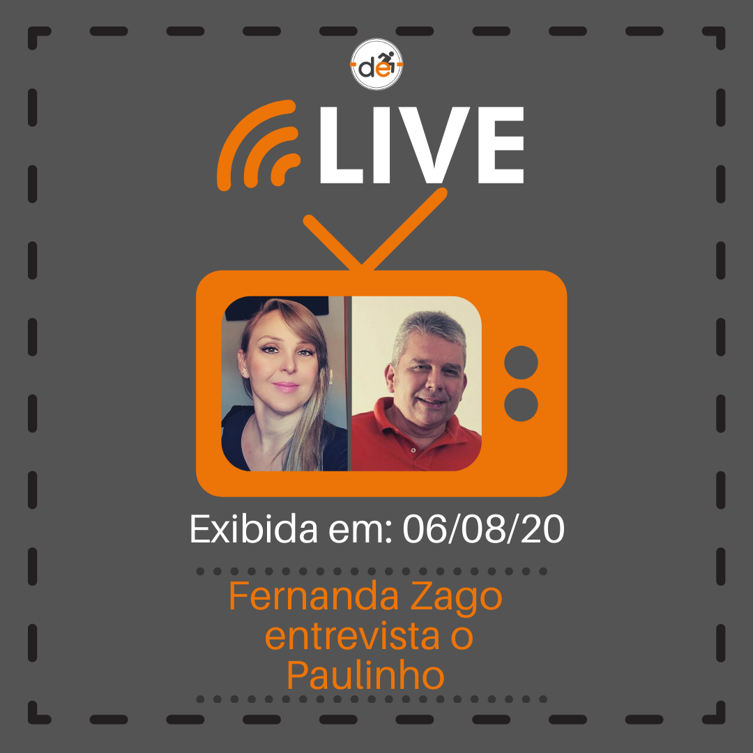 Live com o Paulinho