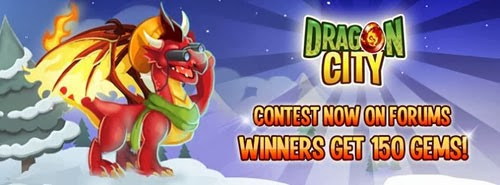 dragon city free gems Dragon City Hile 05.03.2014