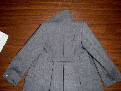 ball joint doll sherlock cosplay coat custom made